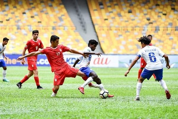 پدیده جام جهانی نوجوانان در آستانه حذف از آسیا