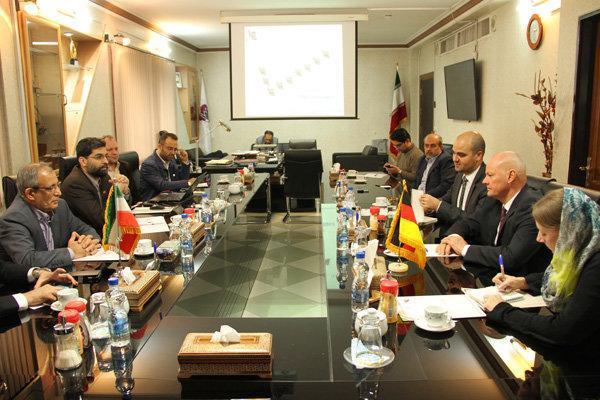 پایبندی آلمان به همکاری با ایران، تسهیل ورود تجار ایرانی به آلمان