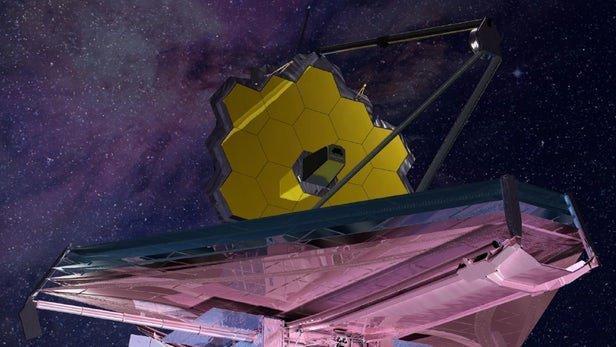 سربلندی تلسکوپ جیمز وب در آخرین تست خلاء حرارتی
