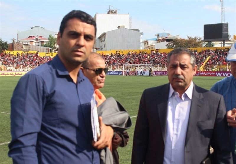 فتاحی: همه جای جهان اتفاقاتی شبیه فینال جام حذفی رخ می دهد، نظر دوستان این بود که بازی در خوزستان برگزار گردد
