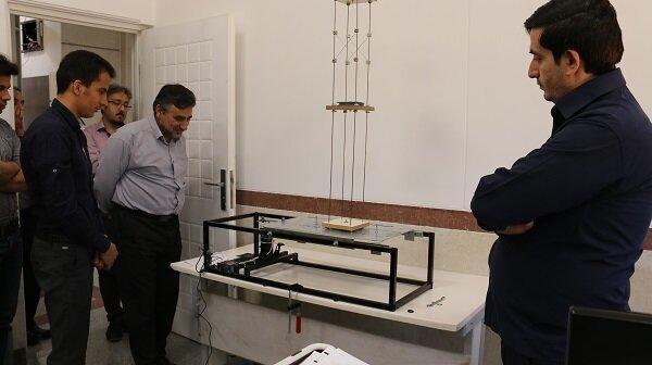 ساخت اولین دستگاه شبیه ساز زلزله در کرمانشاه
