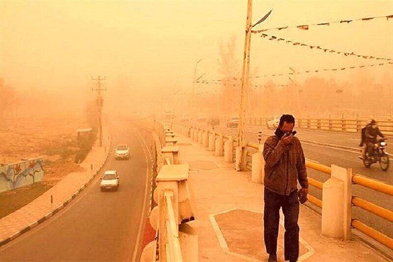 16 کانون گرد و غبار در استان اصفهان شناسایی شد