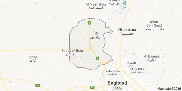 گزارش رویترز از حمله های جدید هوایی در شمال بغداد
