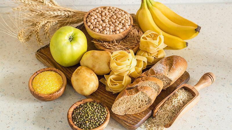 نکته بهداشتی ، چه کربوهیدرات هایی بخوریم