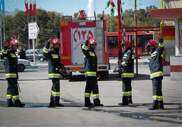 بهره برداری از ایستگاه عملیات ویژه آتش نشانی شیراز