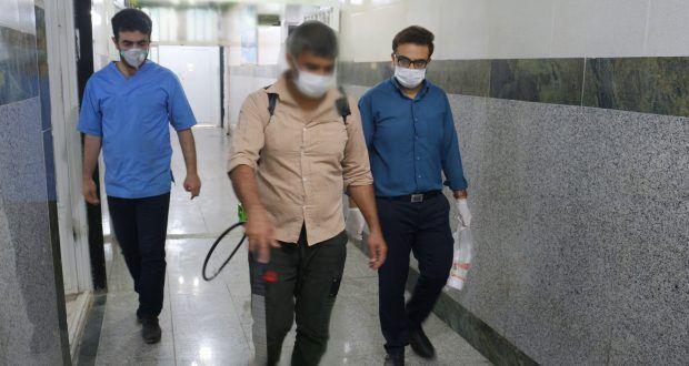 خبرنگاران زندان های هرمزگان مرتب ضدعفونی می شود