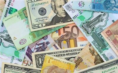 افت نرخ رسمی 21 ارز
