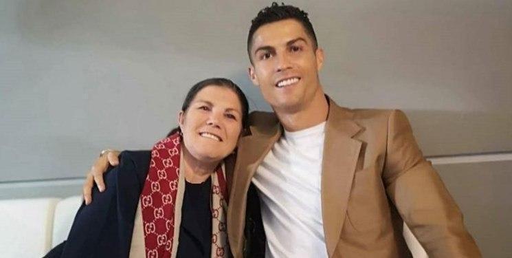ولخرجی کریستیانو رونالدو برای مادرش