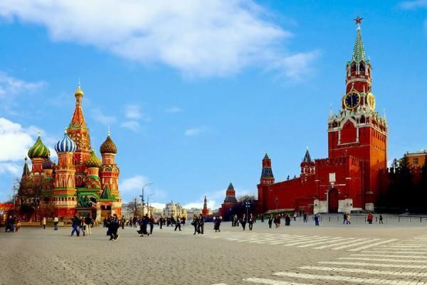 همه چیز درباره جاذبه های مسکو